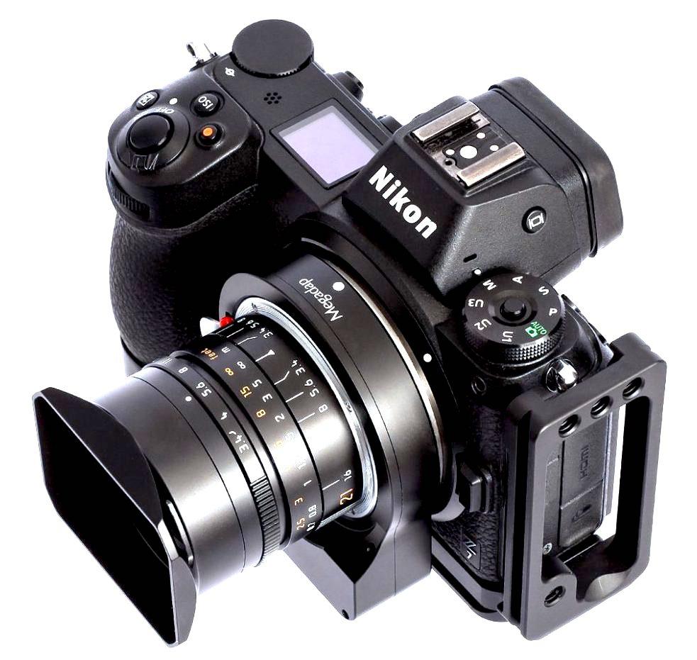 Megadap-MTZ11-adapter-autofocus-Leica-M-mount-lenses-on-Nikon-Z-cameras-2.jpg