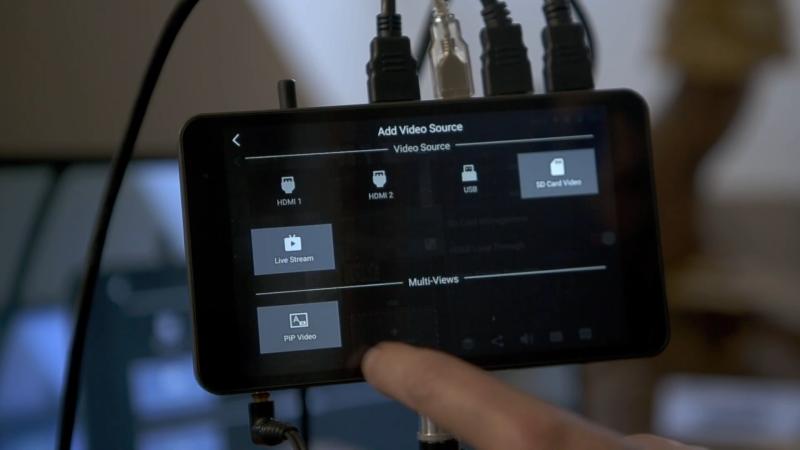 Test du YoloBox, mélangeur tactile pour live multicam 3-0 screenshot.png