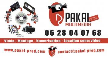 Pakal prod multimedia