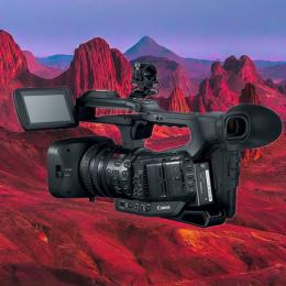 Canon XF705 4K 50P, 4:2:2 10-bit et HEVC/H 265 | News | Le