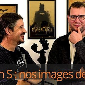 Test Ronin S - toutes nos images de test - YouTube