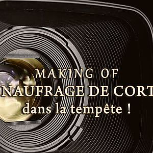 "Making of - Tutoriel : ""Le Naufrage de Cortès"" la nouvelle salle ches Heure&K escape game - YouTube"
