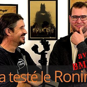 Test du Ronin S avec la Blackmagic Pocket 4K