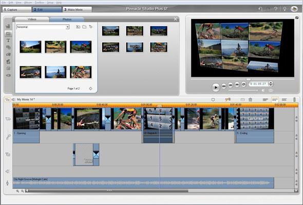 Pinnacle Studio 1.0.0.155 - Télécharger pour PC Gratuitement