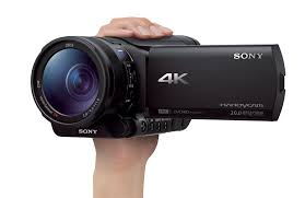 Sony-hdr-ax100