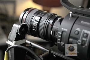 Sony Nex-FS700 follow focus