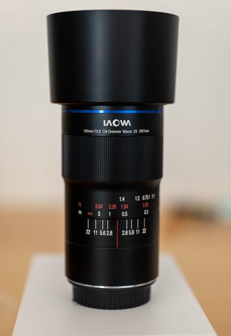 Laowa 100mm f/2.8 2x ultra macro apo canon ef