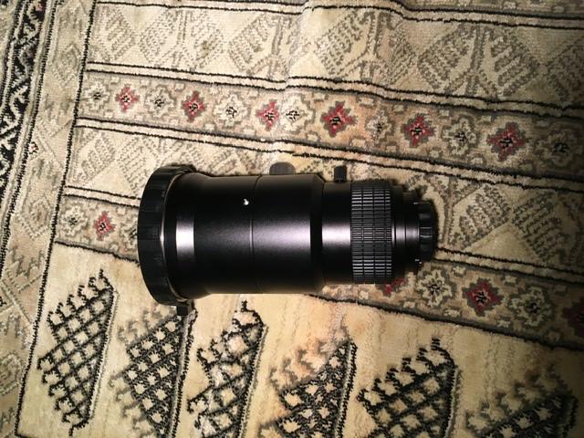 Adaptateur objectif monture PL JVC HZ-CA13U pour cam JVC PRO HD