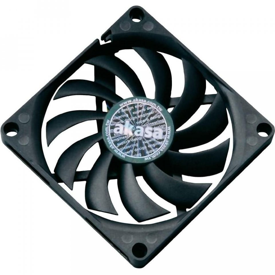 Ventilateur extra-fin pour informatique