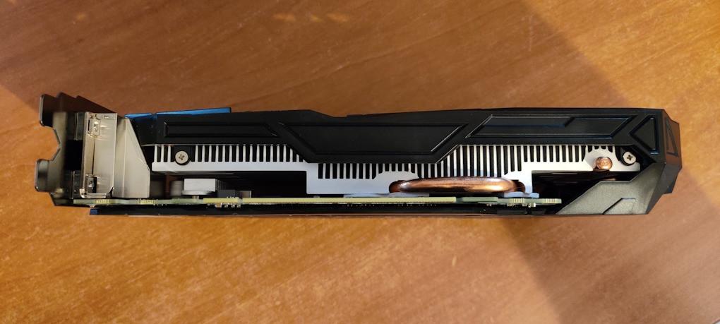 Carte graphique Gigabyte GeForce GTX 1060 WindForce OC