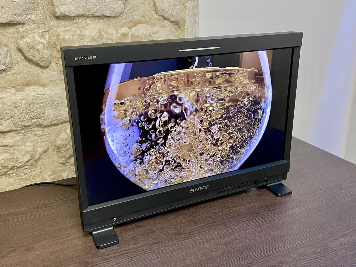 Moniteur Sony OLED 25