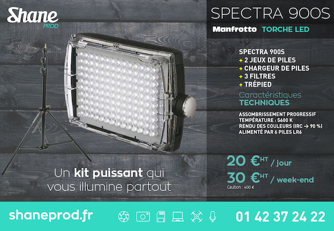 Location Pack Torche LED Complet - Locations