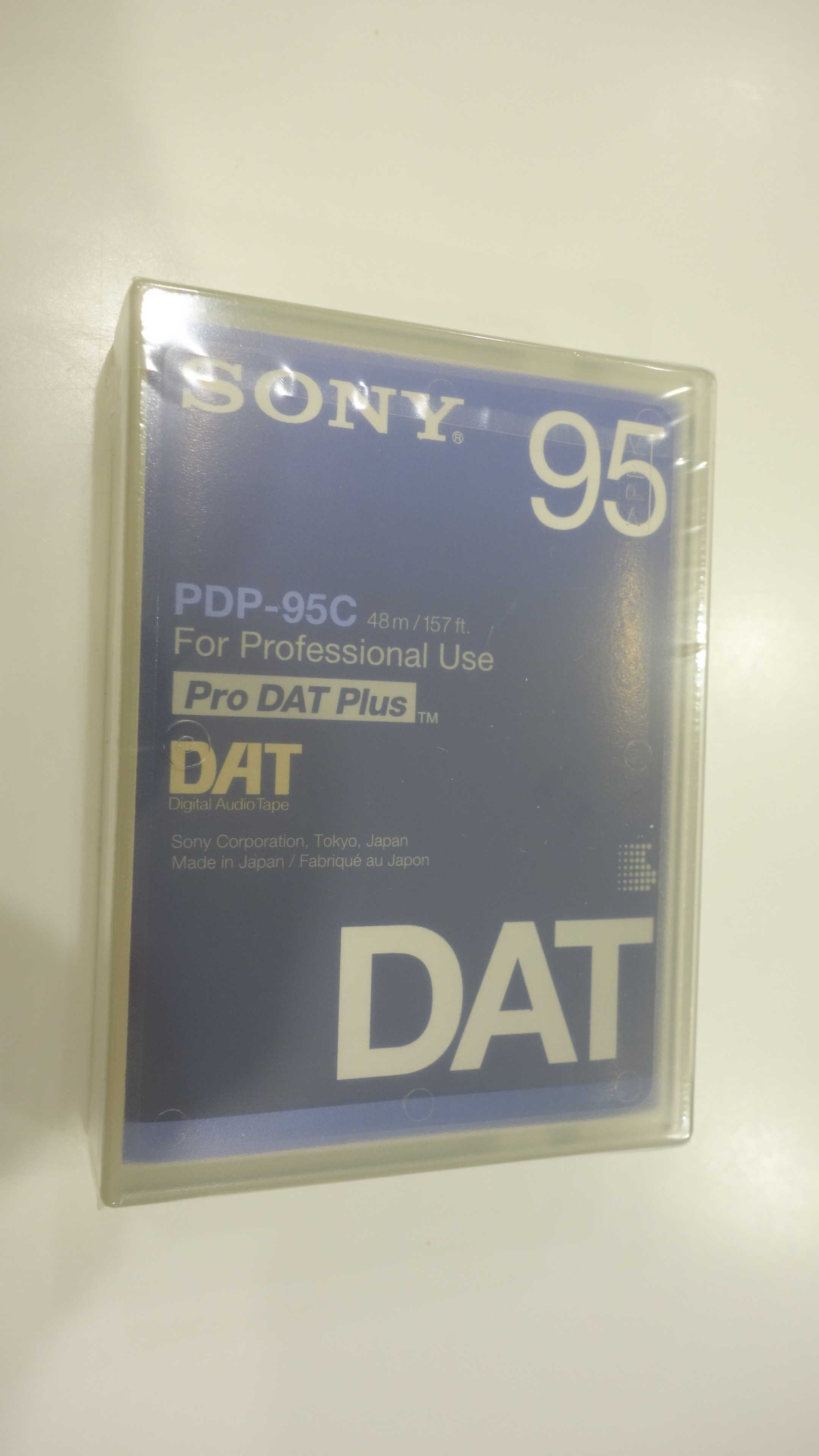 PACK 10 BANDES PRO DAT PLUS SONY PDP-95C
