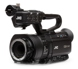 JVC GY-LS300 43 heures, impeccable