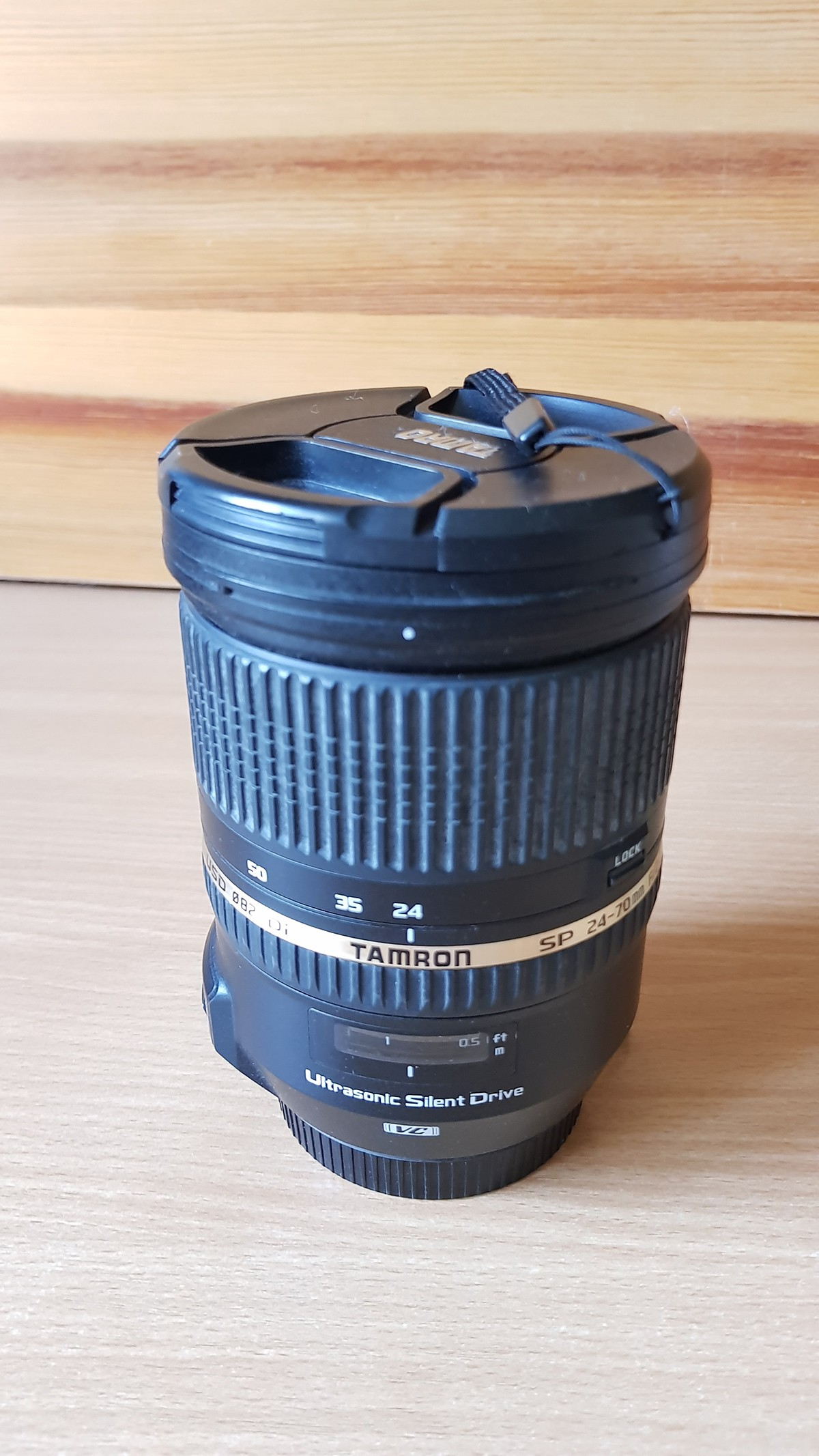 Tamron 24-70 2.8 VC USD Monture canon