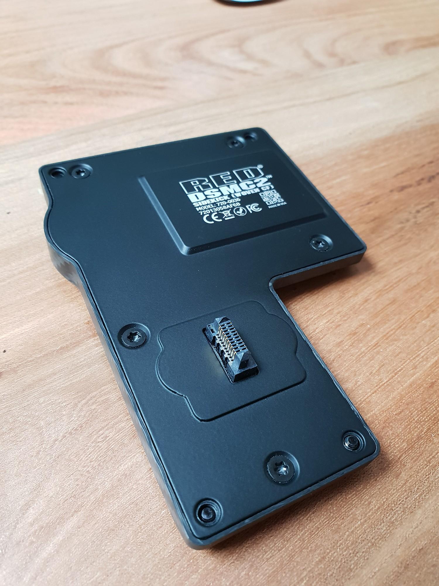 Interface RED DSMC2 SIDEKICK