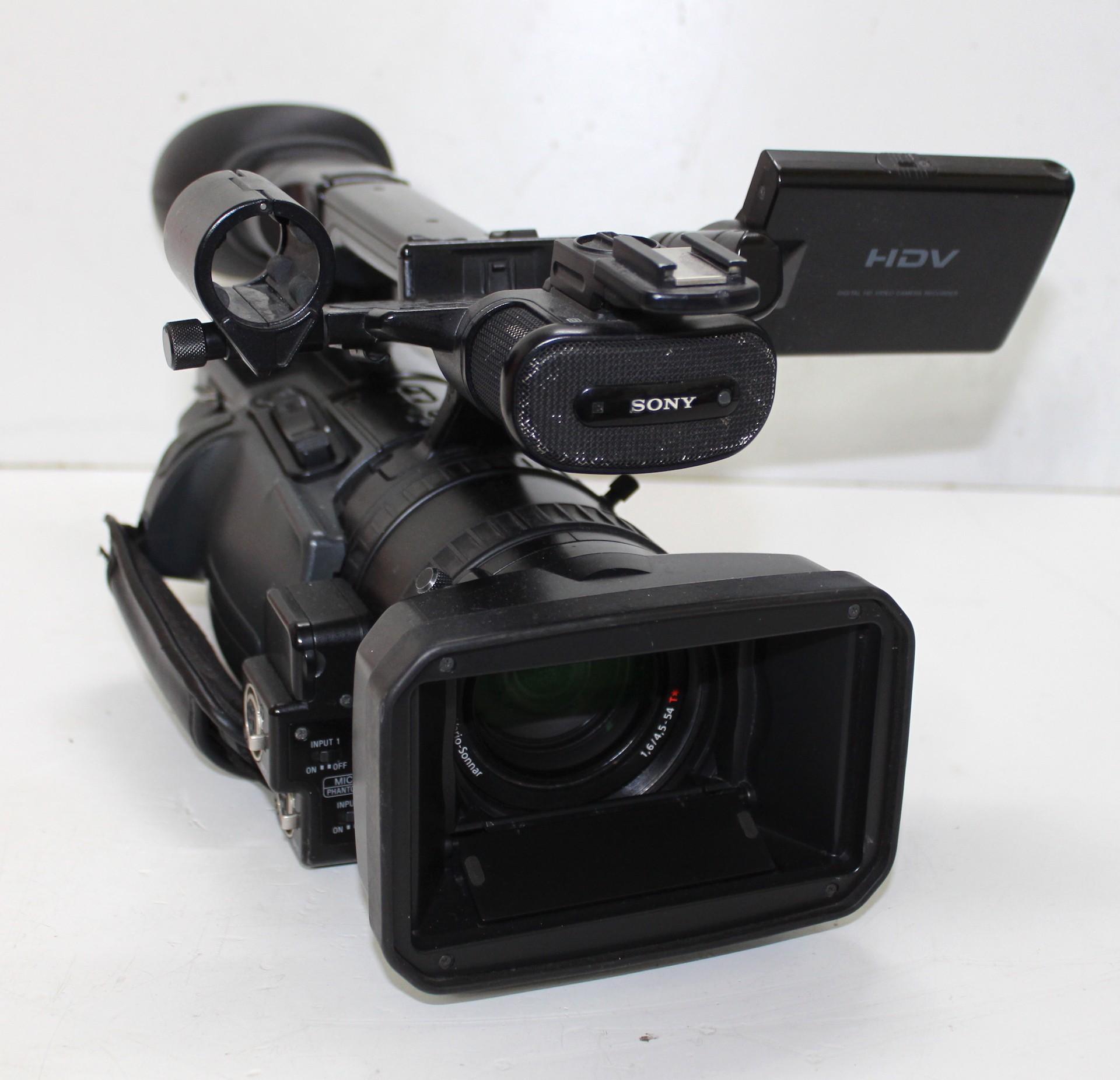Camera Sony HDV-Z1 en parfait état
