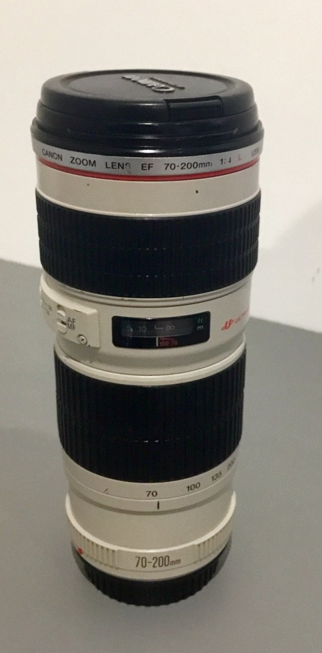 Vends objectif canon 70/200mm