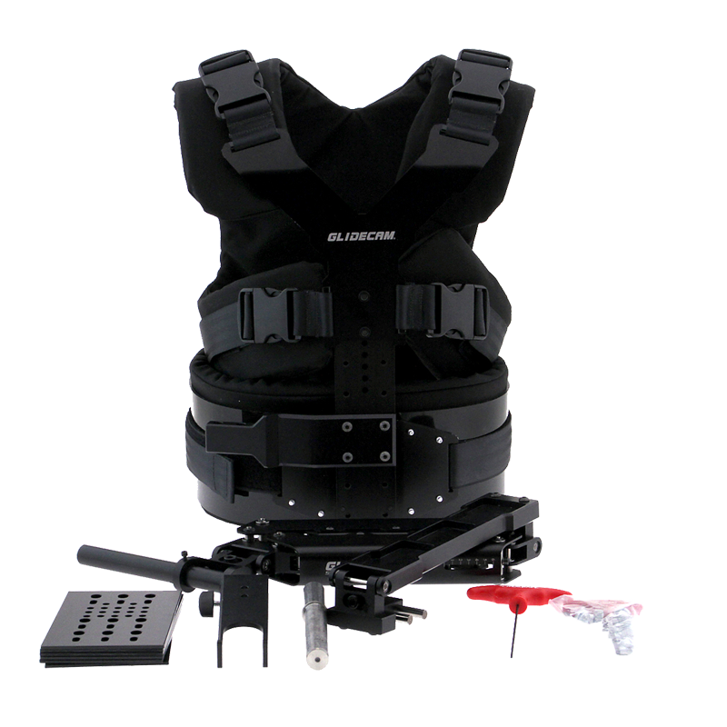 STEADICAM Glidecam HD2000 + Vest Smooth Shooter