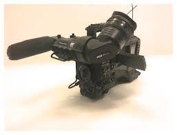 2 x cameras Panasonic AJ HDX 2100 P2 HD