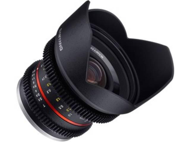 Samyang 12mm monture E Sony
