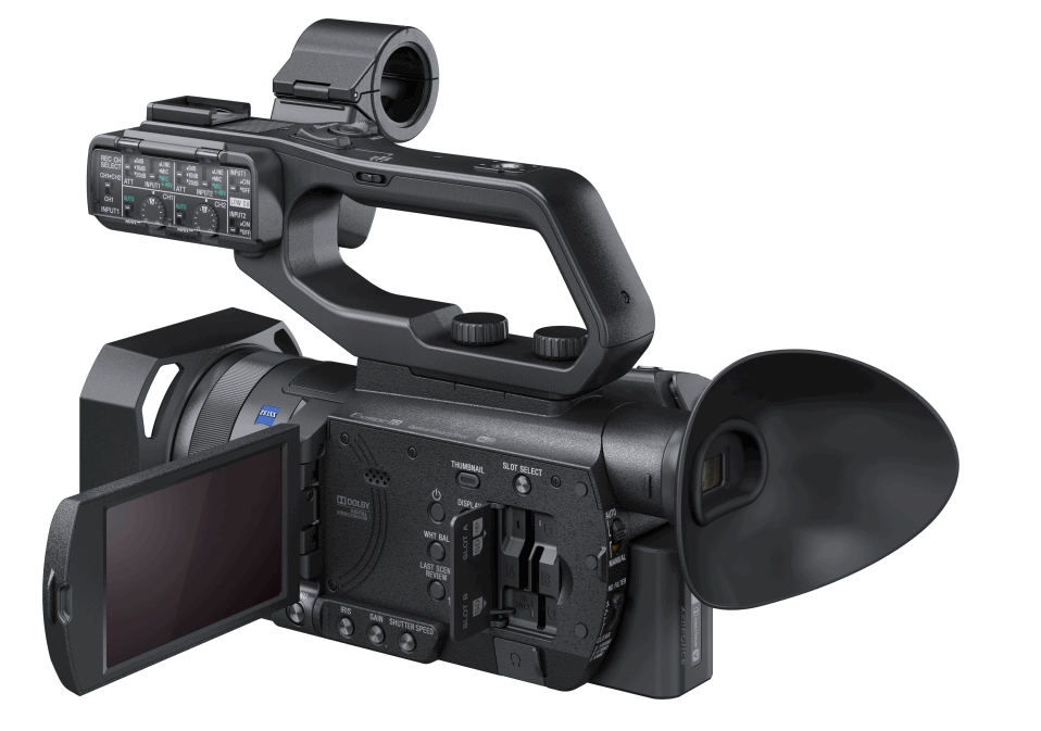 Sony X70 gauche arriere trappe