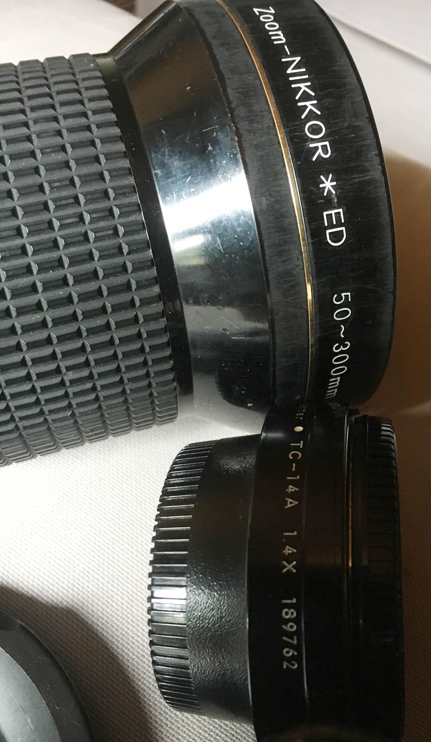 ZOOM NIKKOR 50-300mm ED 4.5