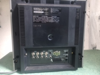 Moniteur Sony PVM 1440 QM