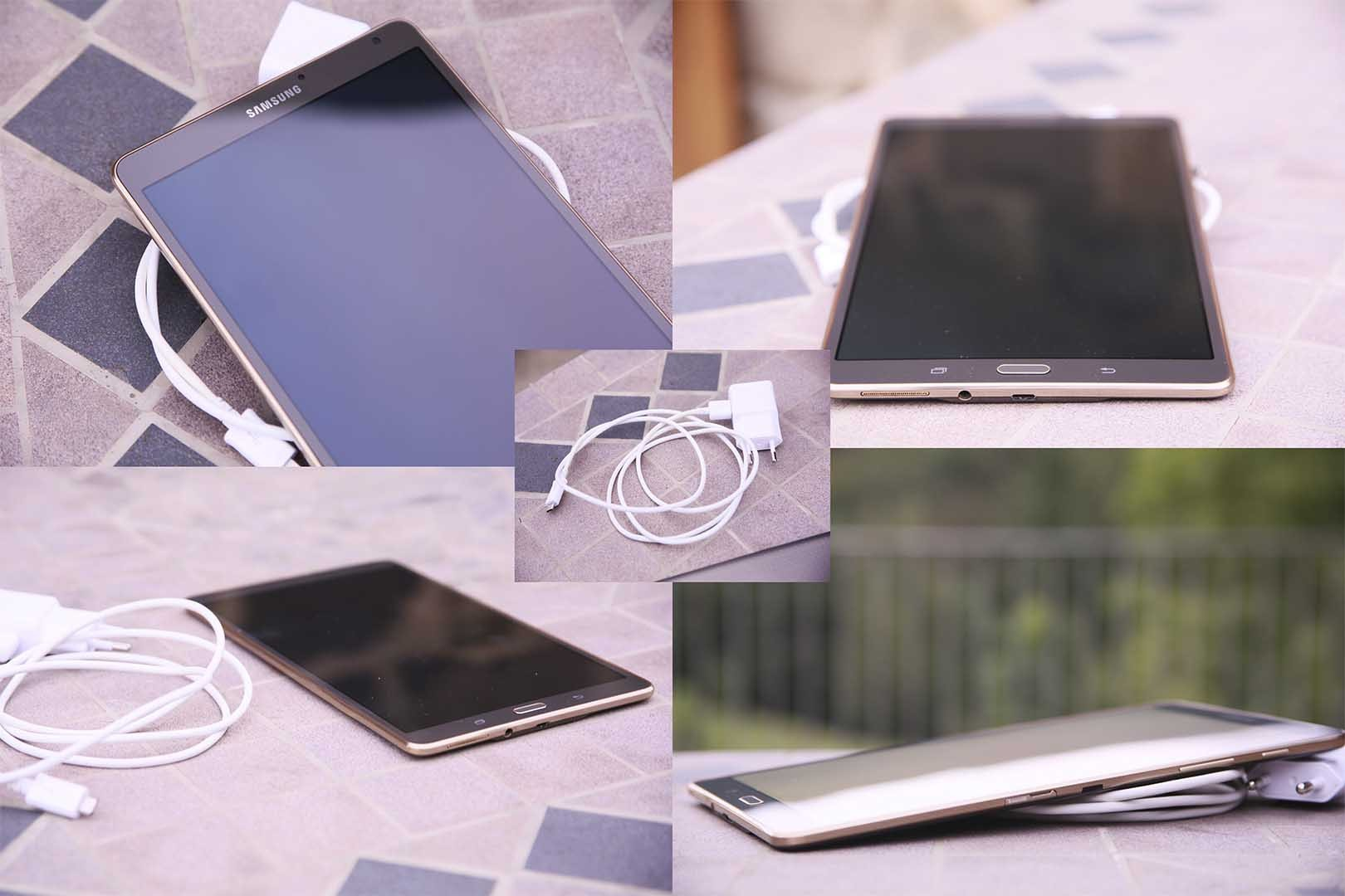 Tablette Samsung Galaxy Tab S 8,4 16 Go Wi-Fi