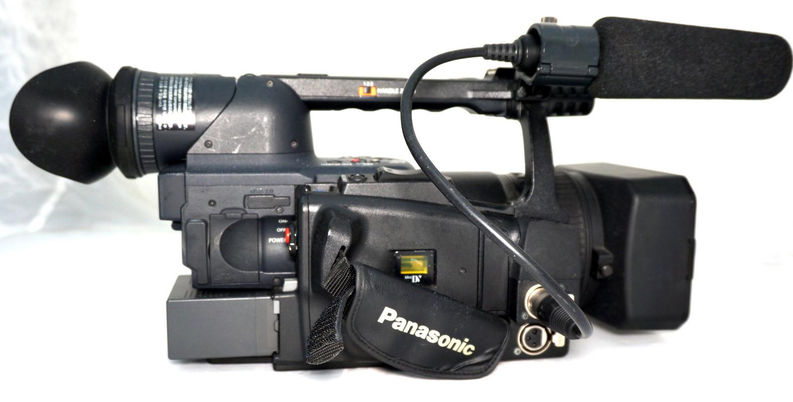Panasonic AG-HVX201