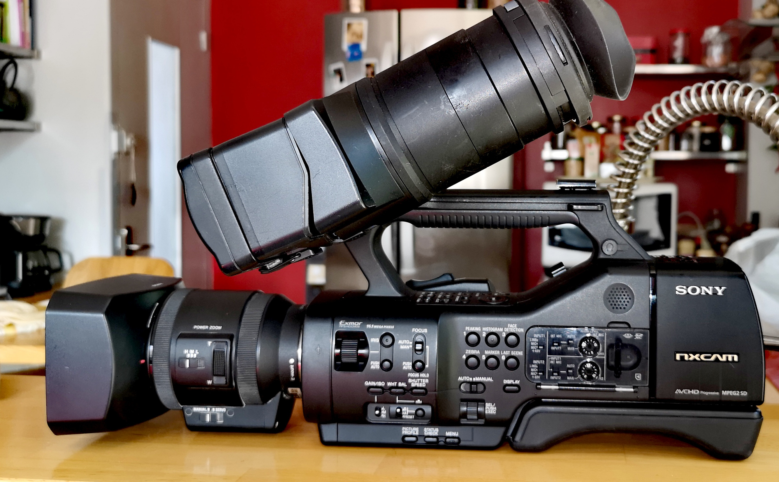 Sony NXCAM NEX-EA50E