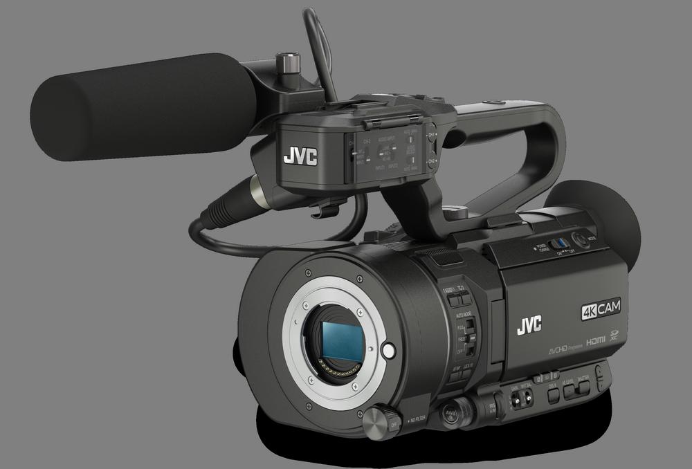JVC GY-LS300 nue