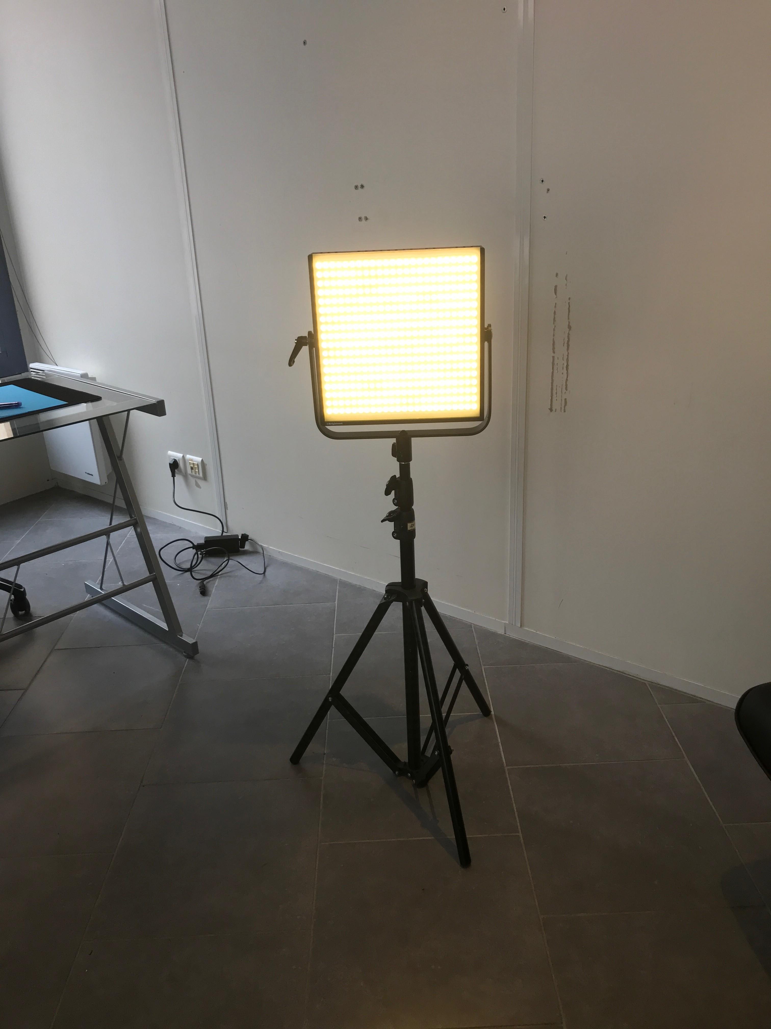 PANNEAU LED BRIGHTCAST