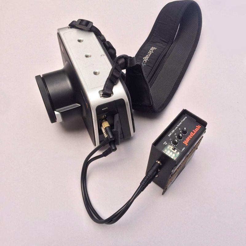 KIT Blackmagic cinema camera 2.5 k