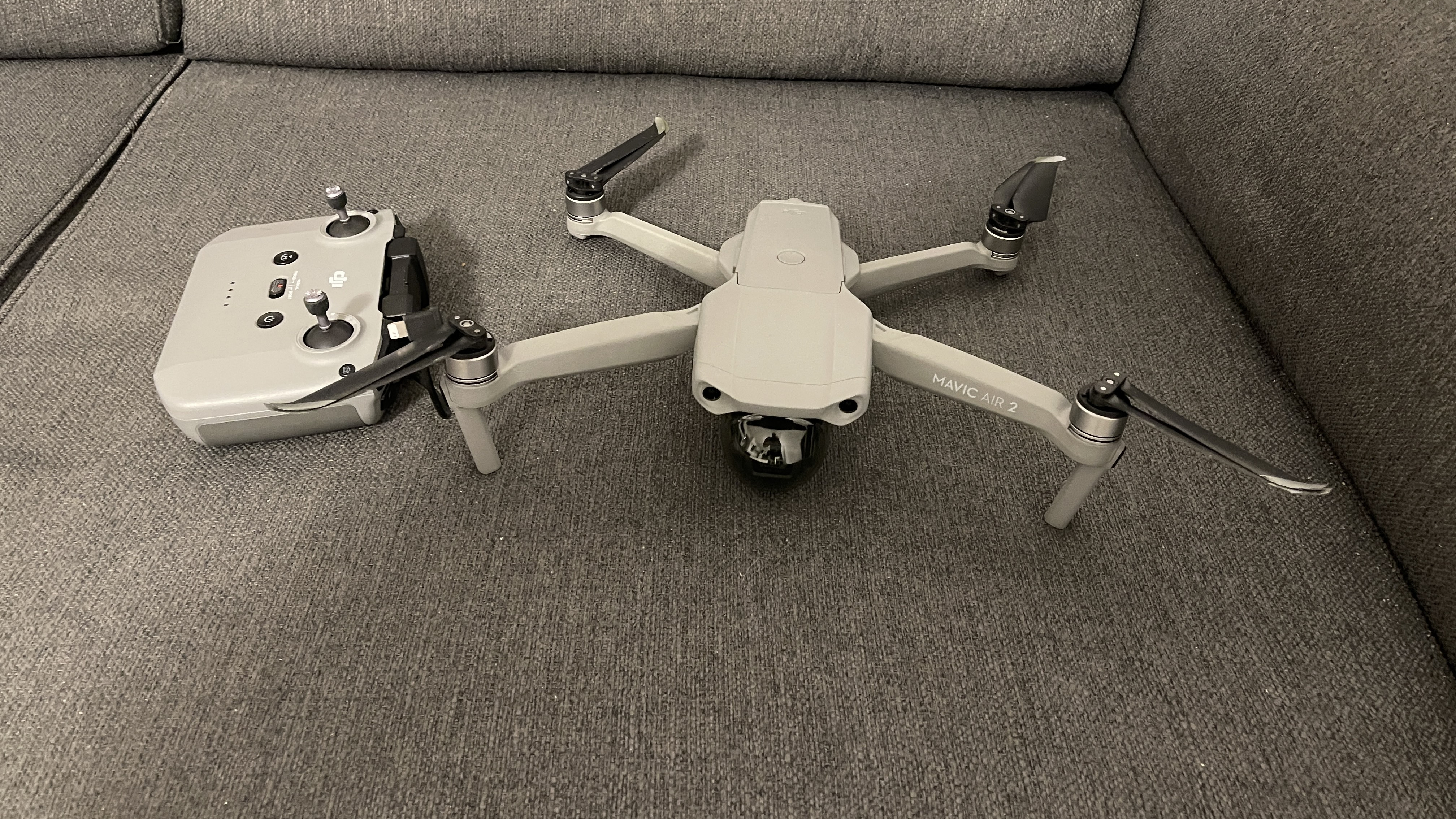 Vends drone DJI Mavic Air 2 fly more
