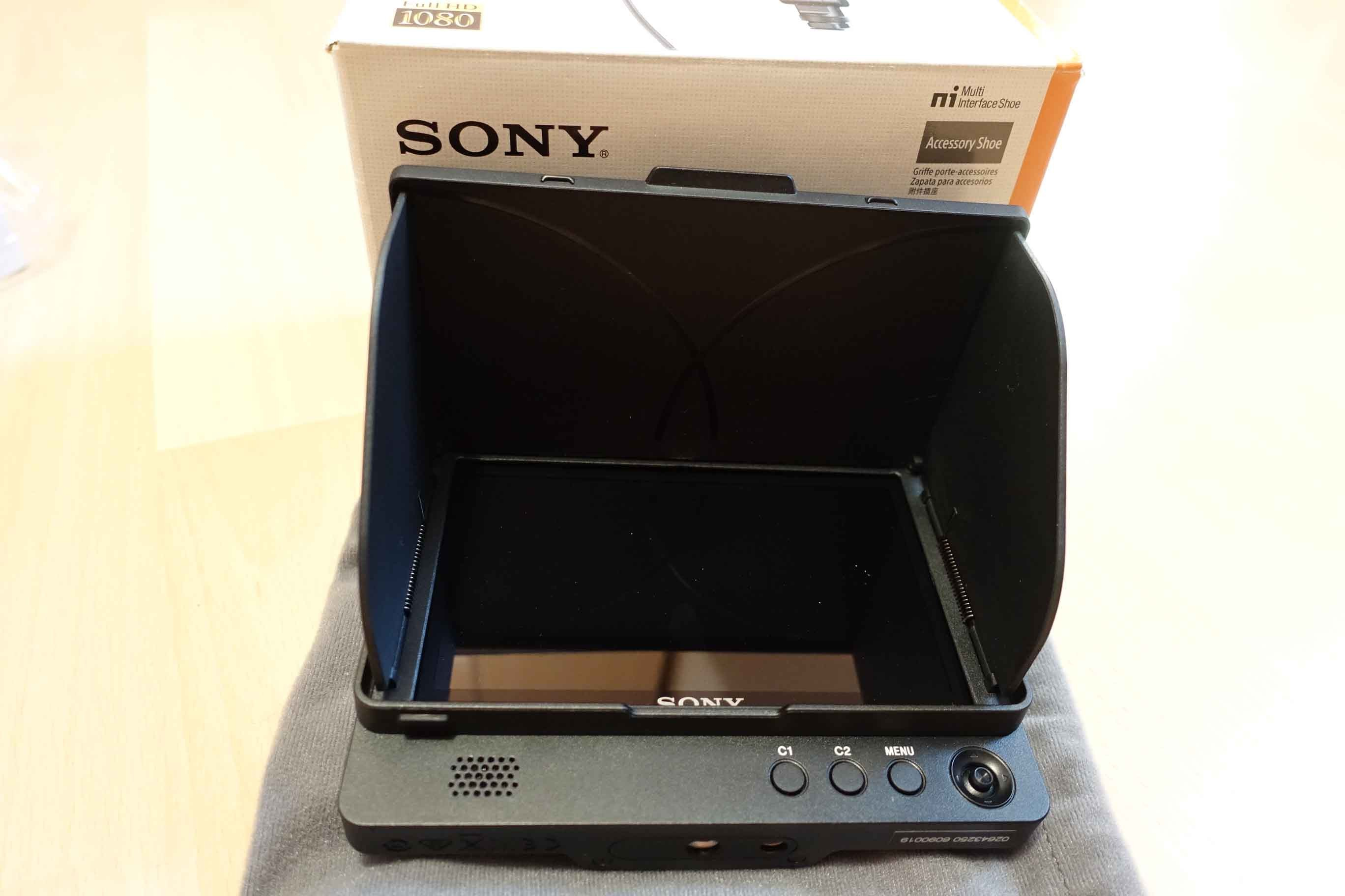 Annonce occasions ecran lcd sony clm fhd5 le repaire for Ecran photo sony