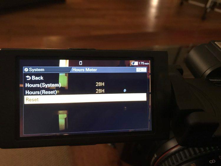 Sony PXW Z190 4k