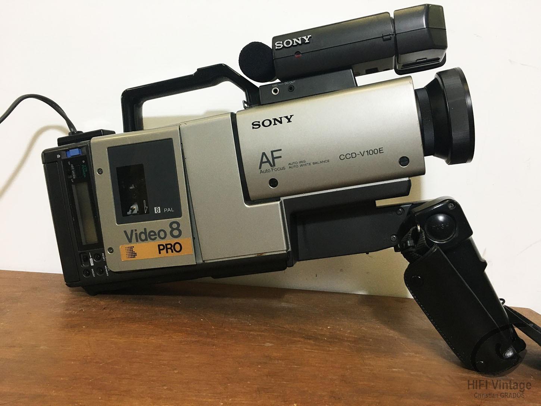 Caméra 8 pro-Sony