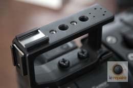 Sony Nex-FS700 poignee