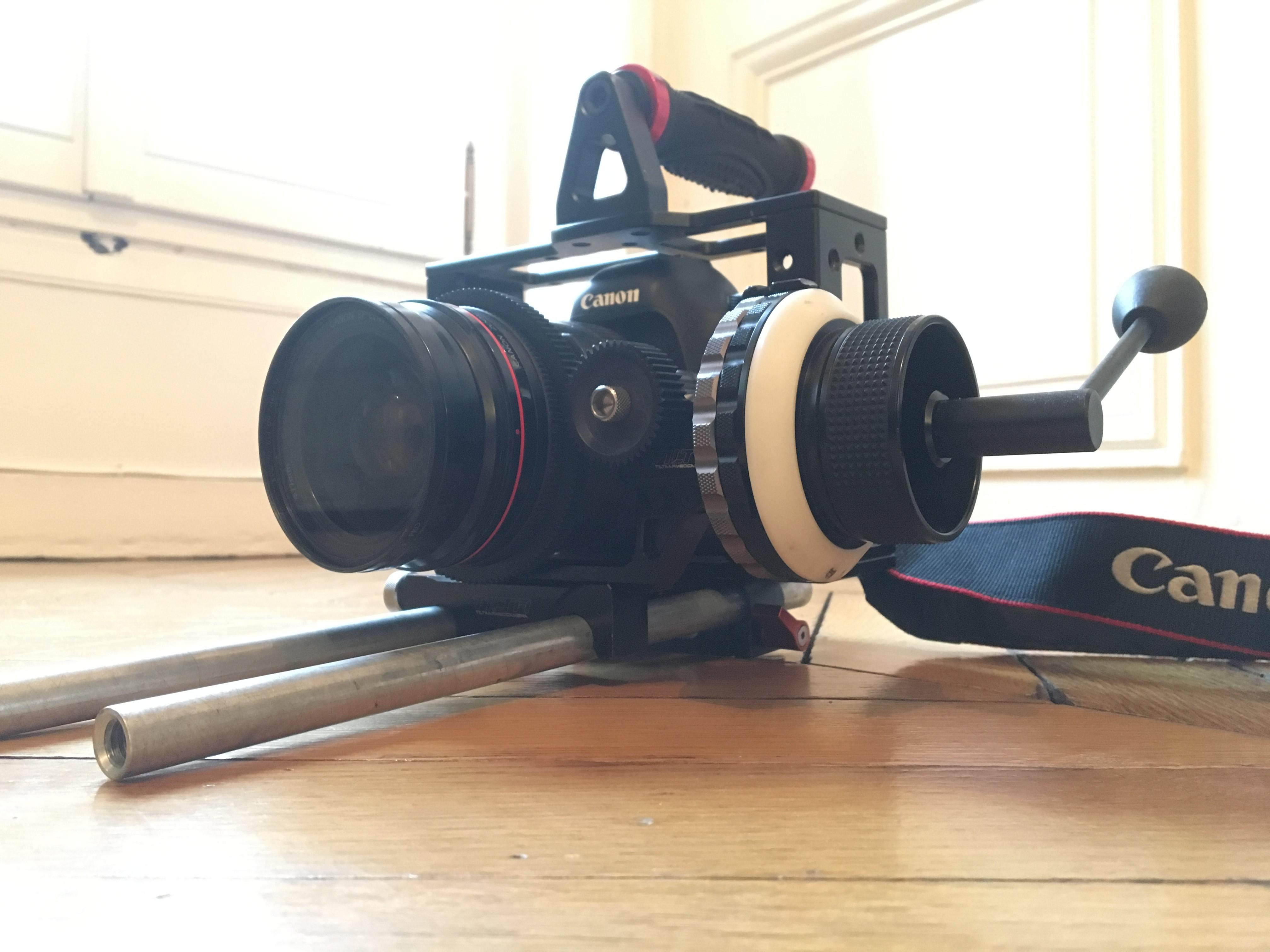 Vente Canon 5D Mark III + accessoires