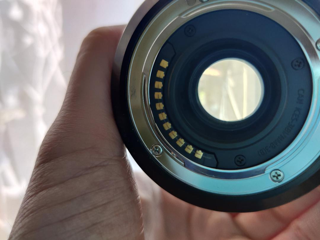 Objectif zoom Panasonic G X VARIO 12-35 mm f/2.8 II ASPH OIS