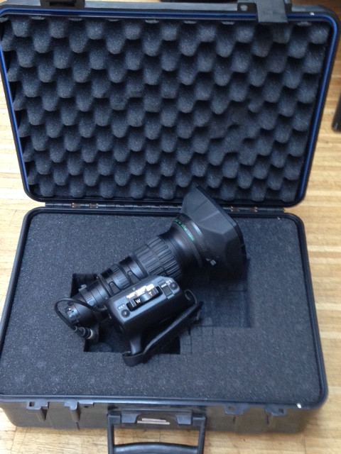 Grand Angle FUJINON Th3X3-5BRMU-29 bon état