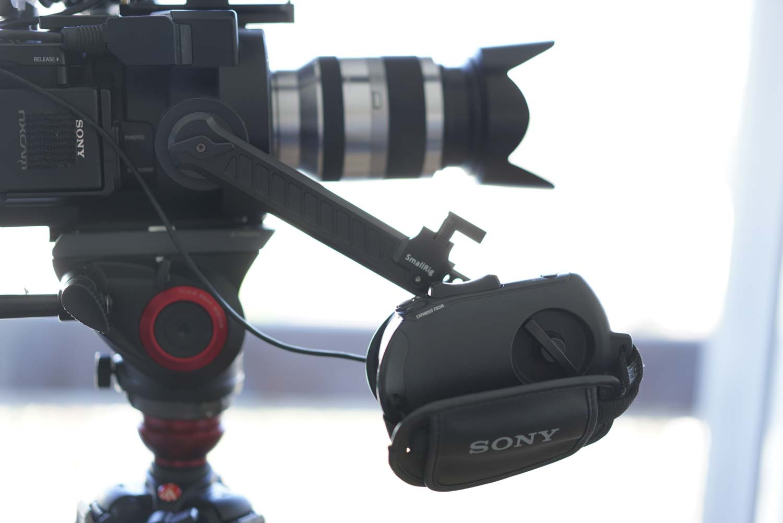 Sony FS700 + Atomos SHOGUN INFERNO