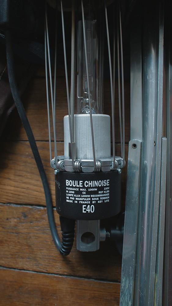 Boule Chinoise 1000 W de marque KLB