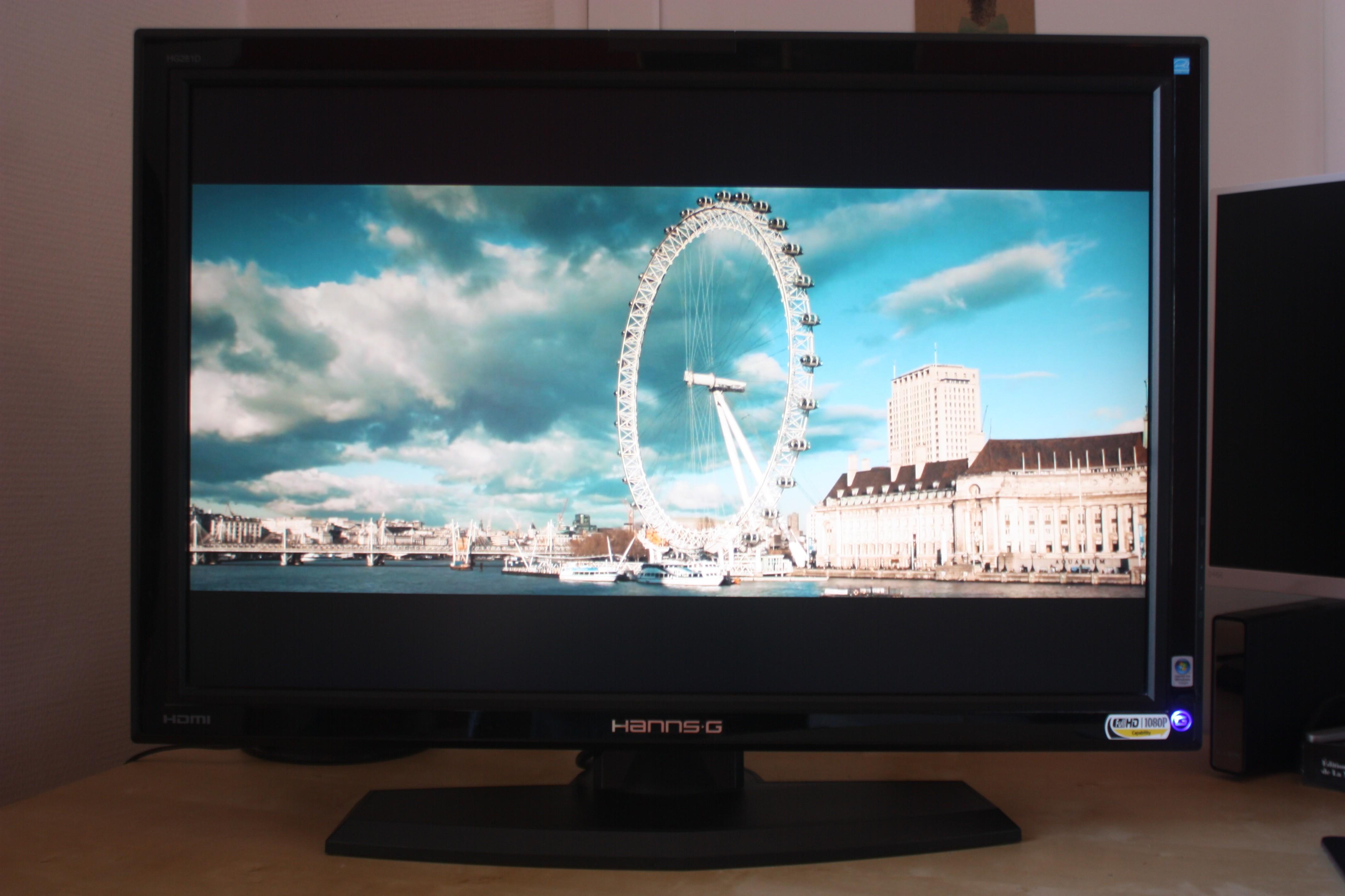 Ecran HD 27.5