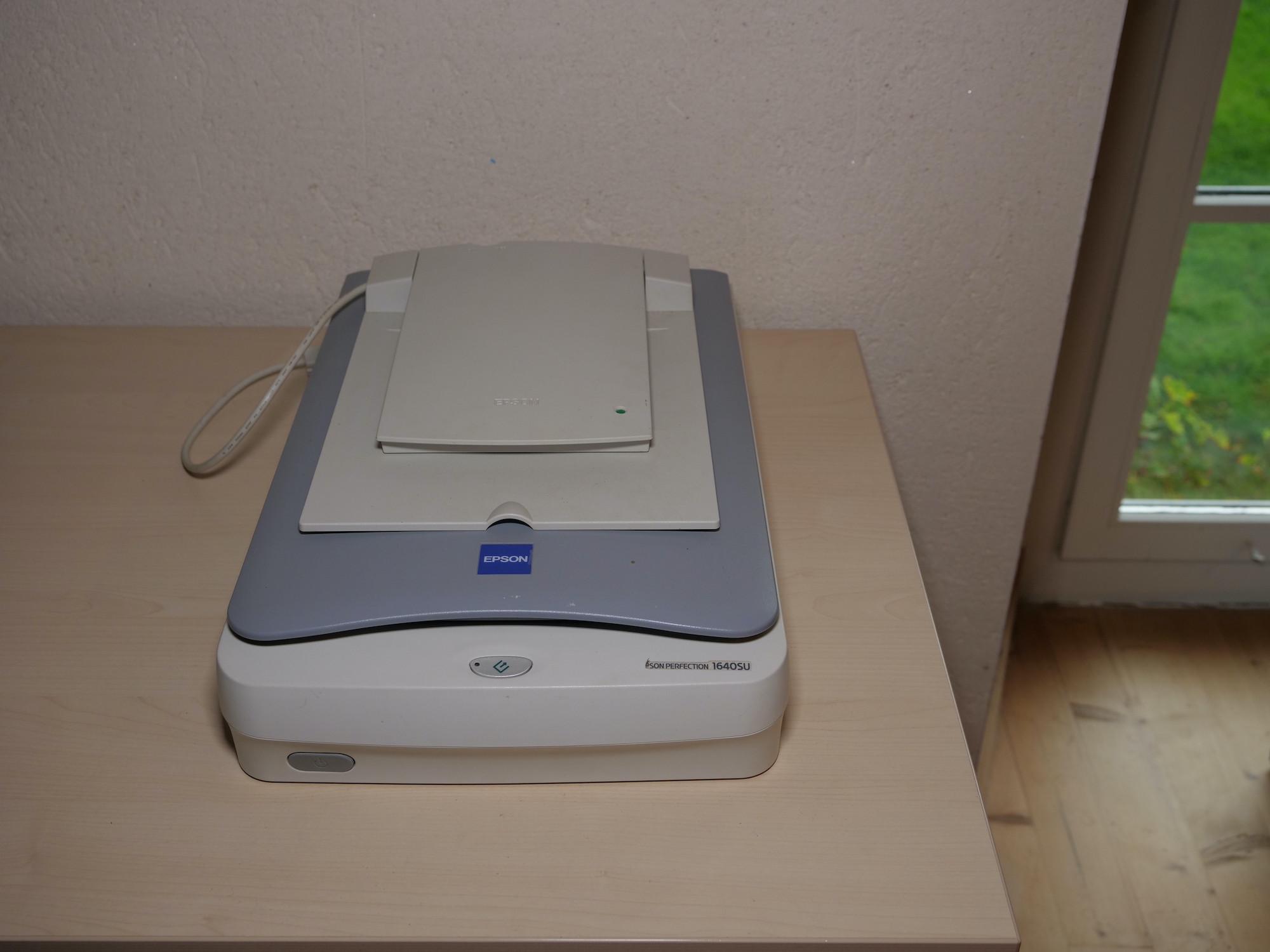 Epson R2880 / 1640SU Photo