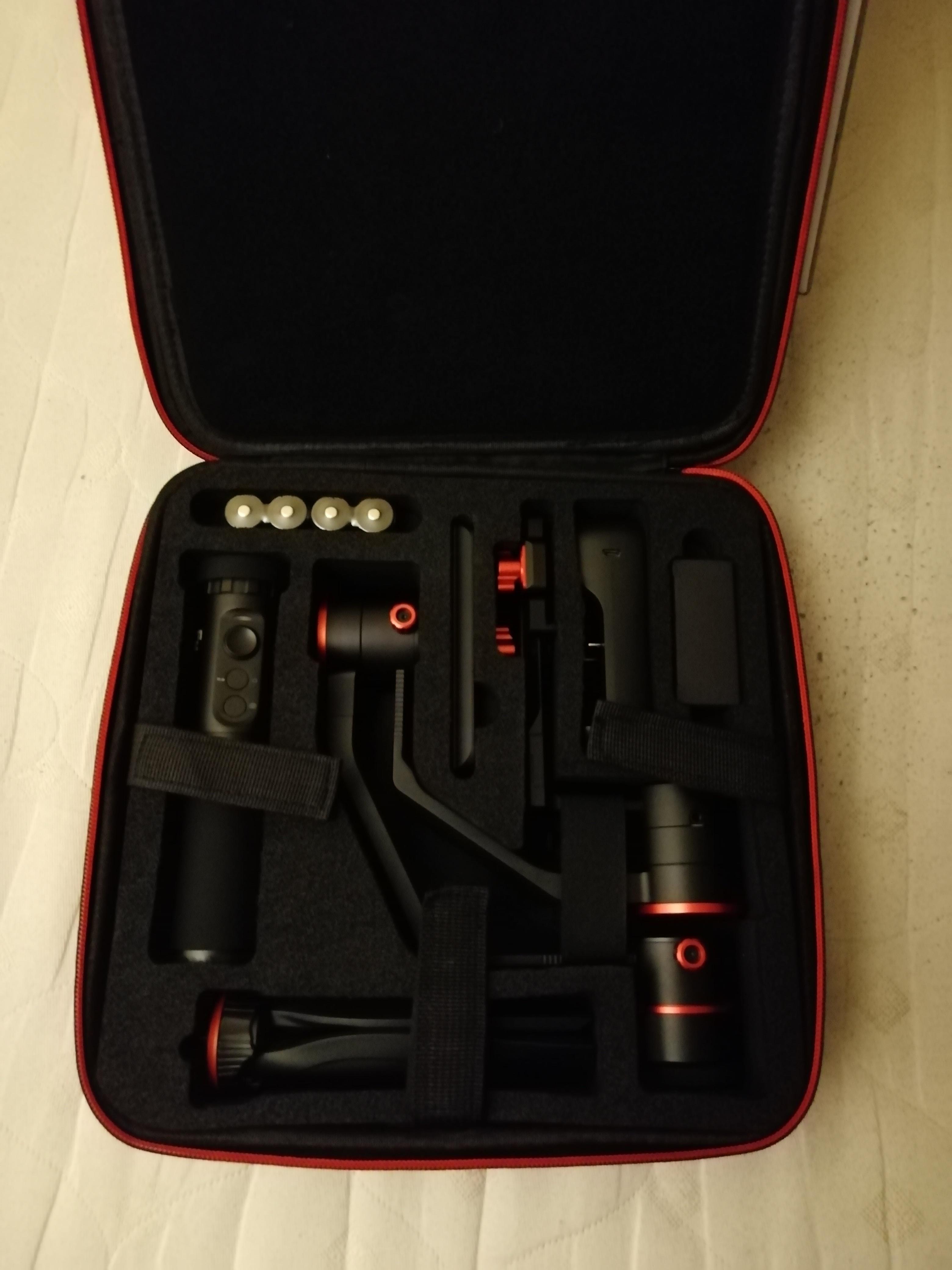 Stabilisateur de caméra Feiyutech a2000