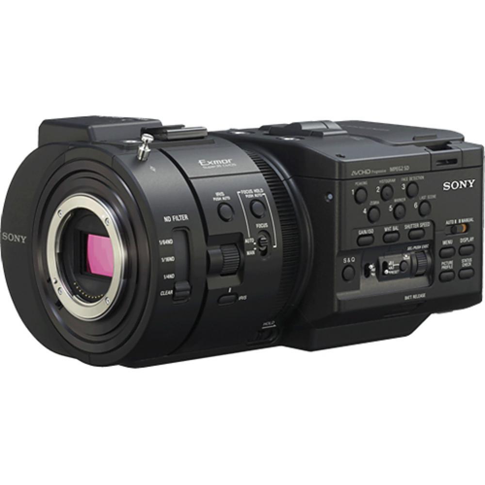 SONY FS700 + micro