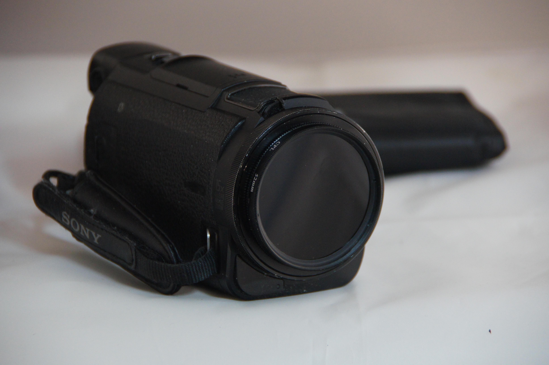A vendre SONY FDR-AX33 avec nombreux accessoires