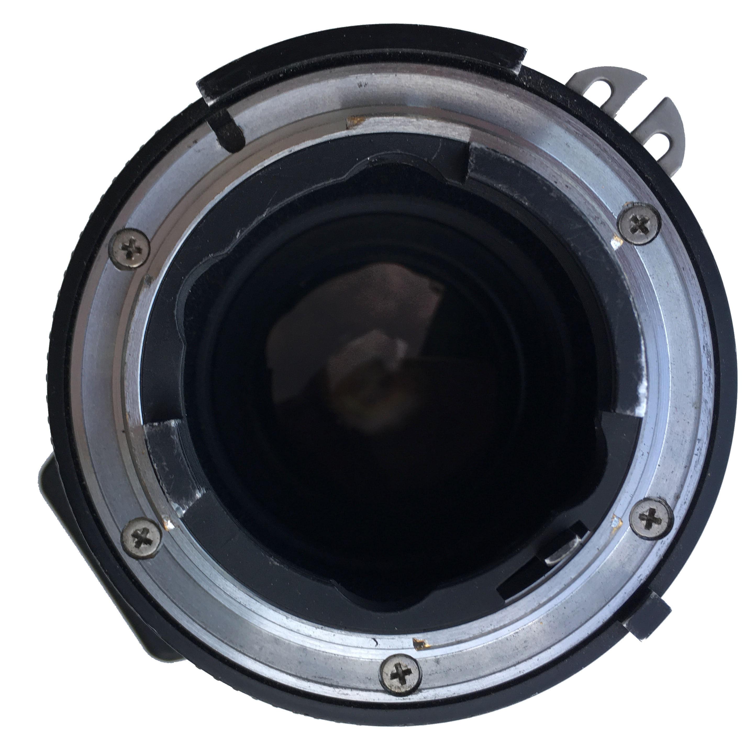 Nikon 300 mm f/2,8, baïonnette